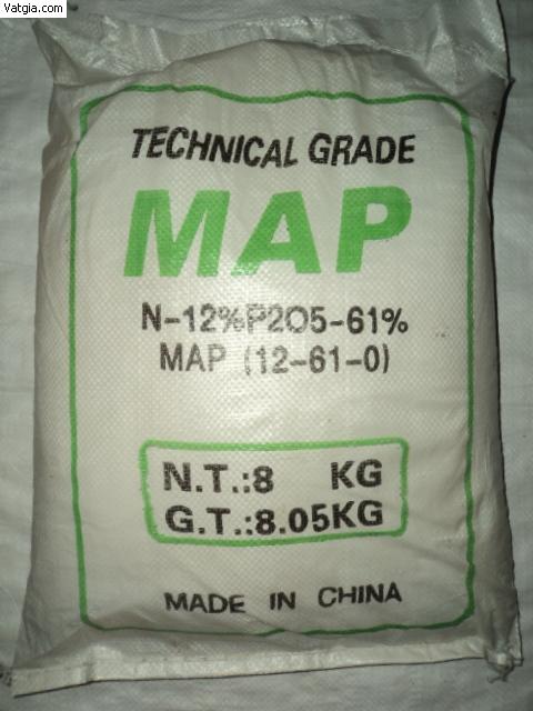 MAP  - Mono Ammonium Phosphate