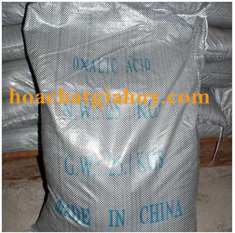 Acid Oxalic - Axit Oxalic - H2C2O4.2H2O