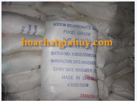 NaHCO3 - Sodium Bicarbonat