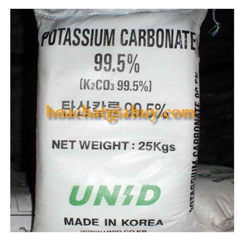 K2CO3 - Potassium Carbonate