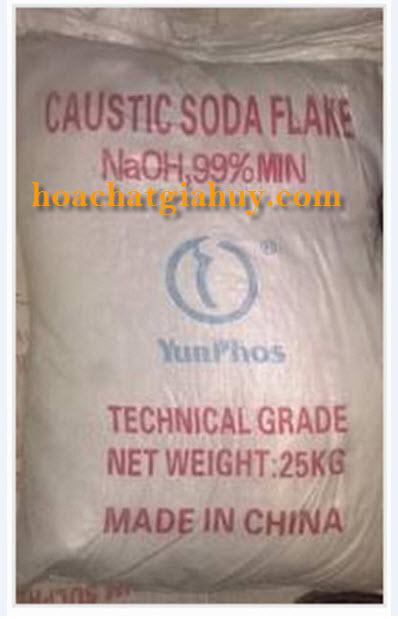 NaOH - Cautic soda Flakes 99%