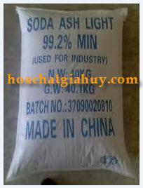 Na2CO3 - Soda ash light 99.2%