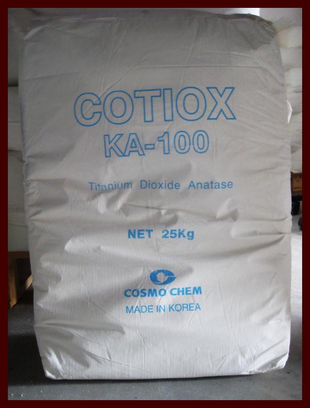 Titanium Dioxide TiO2 KA-100 - TiO2 KA-100