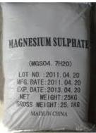 MgSO4.7H2O - Magnes Sulphate Hepta 99%