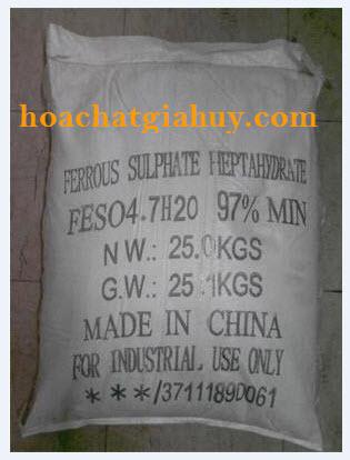 FeSO4.7H2O - Ferous Sulphate Hepta 99%