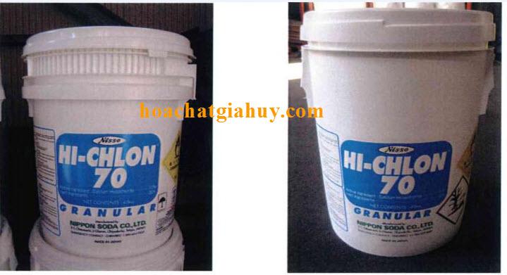Ca(OCl)2 - Calcium Hypochloride