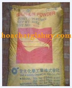 Lưu Huỳnh - Sulfur
