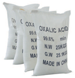 C2H2O4 - Axit Oxalic