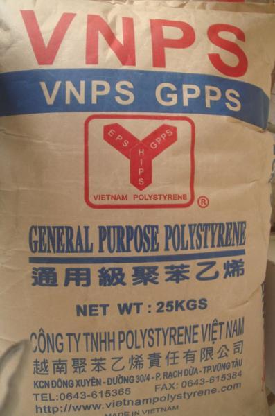 Hạt Nhựa PS - GPPS-VIETNAM-525N