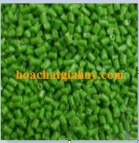 Hạt nhựa PP xanh lá