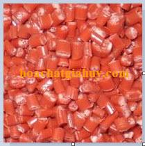 Hạt nhựa PP đỏ