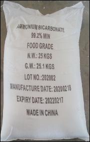 Bột Khai - ammonium bicarbonate